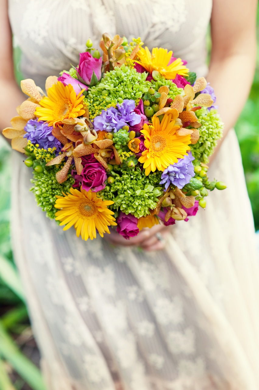 Choosing Your Bridal Bouquet Philadelphia Wedding