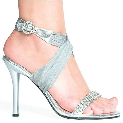 BS006 comfortable diamond crystals peep toe bridal wedding shoes party shoes