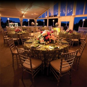 Penn Oaks Country Club, Wedding reception