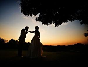 A Wedding Fairytale Caught on Tape