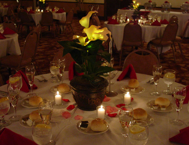 Ballroom at the Phoenix is a beautiful accommodating Philadelphia Wedding