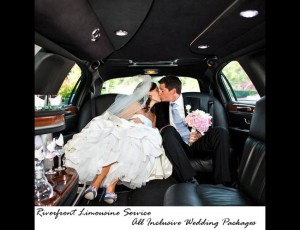 Red Carpet Treatment by Riverfront Limousine