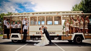 Ways of Transportation to Your Wedding