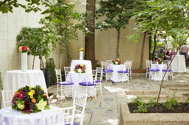 John F. Collins Park: A Garden Wedding Hideaway