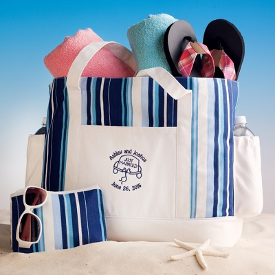 honeymoon tote memory game before the day of the shower fill a tote bag with items the bride may bring with her on her honeymoon