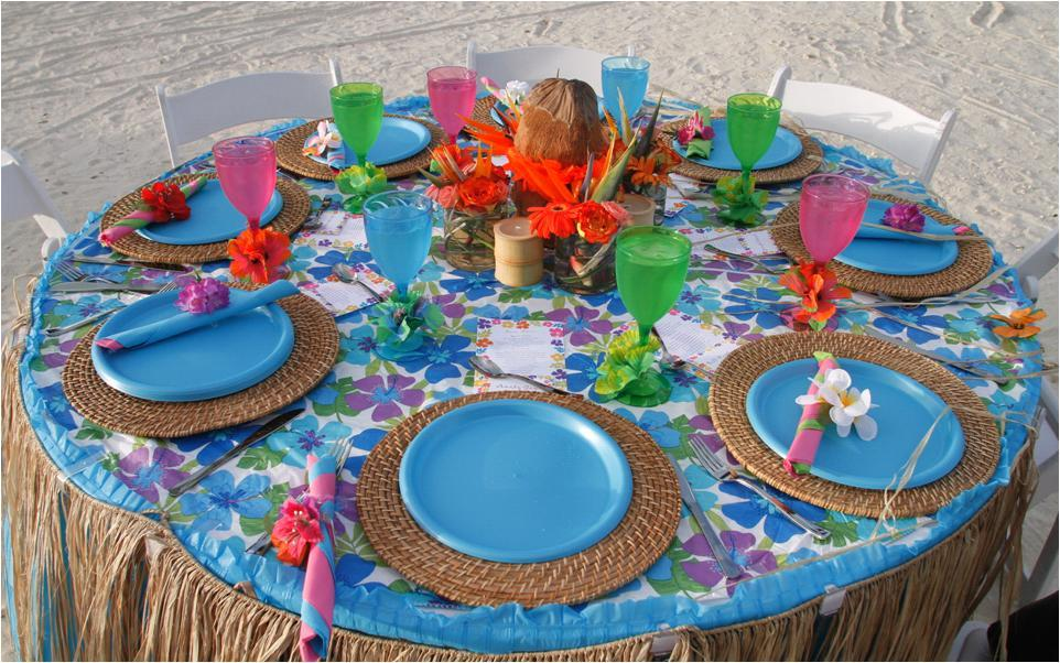 Caribbean Rehearsal Dinner Theme: Rehearsal Dinner Themes