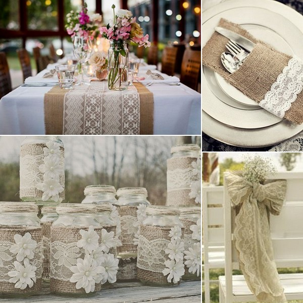 Christmas dress kohls - Burlap And Lace Wedding Inspiration Board